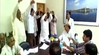 Watch: Locals stage 'nagin' dance in Maharashtra PWD office as protest