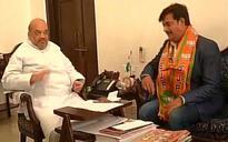 Bhojpuri actor Ravi Kishan joins Bharatiya Janata Party