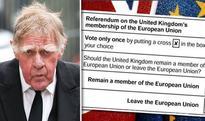 Maggie's former press secretary backs Brexit