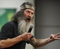 'Duck Dynasty' star Phil Robertson wants to become Donald Trump's 'spiritual adviser'