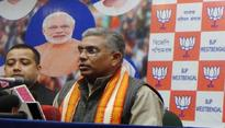 West Bengal: BJPs Dilip Ghosh threatens TMC workers with violence in shocking statement