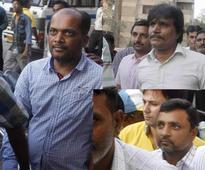 Bail plea of Patidar agitation accused Chirag, Ketan and Dinesh rejected