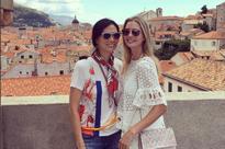 Ivanka Trump Took a Nice Vacation Photo with Wendi Deng, Vladimir Putin's Rumored Girlfriend