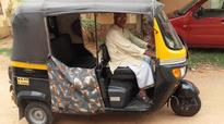 Bengaluru: At 92, this auto driver can put you to shame!