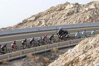 Estonia's Tanel Kangert wins Abu Dhabi Tour Stage 3, takes overall lead