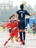MSSA u-16: Champions Campion held to a draw by Navy Children