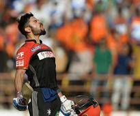 Learnt to be honest and change people's percep... Royal Challengers Bangalore captain Virat Kohli celebrates after scoring a c...