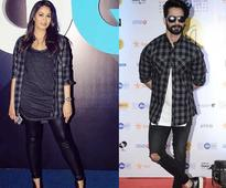 Mira Rajput wore Shahid Kapoor's shirt to an event and rocked it better than him!