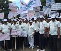Apollo Hospitals, Bhubaneswar organized Walkathon