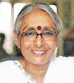 UN Brahma award for Aruna Roy