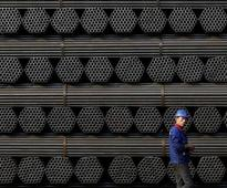 Chinas top steel city cuts industrial production to clear air