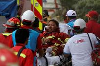 Peru says deadly fire before summit may have been intentional