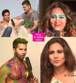 Dabbo Ratnani Calendar 2016: Sonakshi Sinha, Varun Dhawan, Vidya Balan, Sidharth Malhotra reveal exclusive details about their shots  watch video!