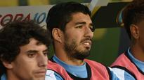 Tabarez: Suarez was not fit enough to play