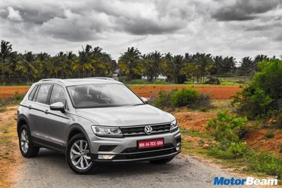 Volkswagen Tiguan is a well-engineered car