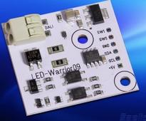 DALI-master modules come with I2C interface and two switch inputs