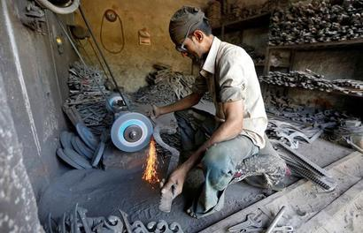Manufacturing sector growth hits 4-month high in July