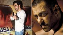 Amit Sadh tight-lipped on playing young Salman Khan in Sultan