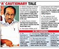 Sudheeran Ups The Ante, Chandy Silent, Biju To Name More Ministers - Babu Follows Mani, Who Next?