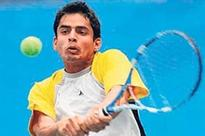Sanam squanders three match points to fall in first round