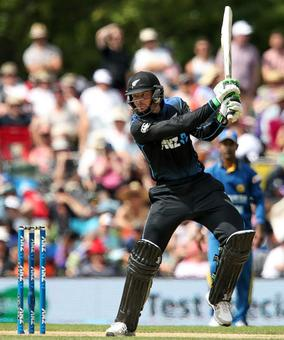 Guptill's blistering century fashions NZ win over South Africa