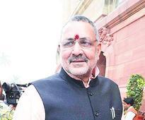 Giriraj deplores Left Front's governance