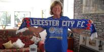 Local 'Foxes' fan celebrates victory