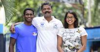 Dronacharya for Sajan Prakash's coach Pradeep Kumar