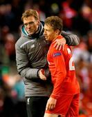 Liverpool midfielder Lucas admits he could leave club in January