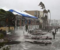 Hurricane Matthew hits US East Coast