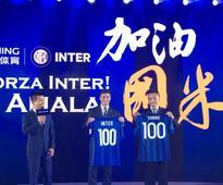 Suning buys 70% stake in Inter Milan for US$306 million