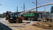 Work Begins On Mitrovica Bridge