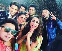 Katrina Kaif, Sidharth Malhotra, Alia Bhatt, Varun Dhawan and Parineeti Chopra bring storm at San Jose with their Dream Team tour!