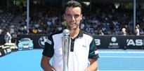 Bautista Agut named top seed for ASB Classic