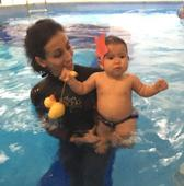 Babies are being thrown into pools unaided and left to recover in a controversial new technique