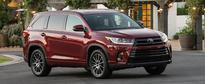 2017 Toyota Highlander Gets IIHS Top Safety Pick+ Award