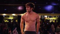 Alex Pettyfer Is Back On The Stripping Wagon At His Workplace