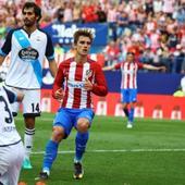 La Liga: Antoine Griezmann scores in second-half as Atletico Madrid downs Depor