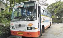 Drunk bus conductor delays KSRTC Super Deluxe