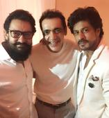 Check out: Shah Rukh Khan and Aamir Khan party together in Dubai