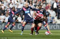 Newcastle United could be forced to flog January signings Jonjo Shelvey and Andros Townsend should they go down