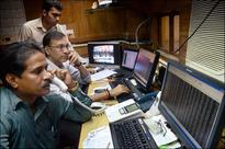 Sensex declines ahead of RBI policy decision