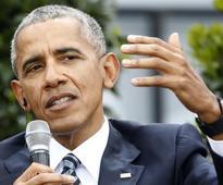 In Berlin, Obama speaks out against hiding behind walls