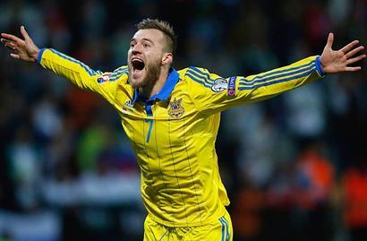 Meet Ukraine's 'new Shevchenko'