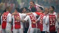 Eredivisie: Ajax thrash Willem II to win title