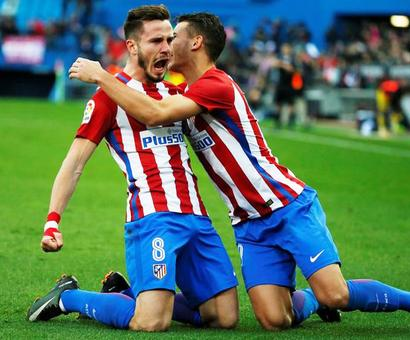 La Liga: Saul goal gives Atletico first win in four matches