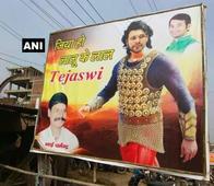 Sushil Modi dubs Tejashwi Yadav's protests in Bihar assembly as 'shameful'