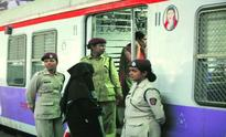 Mumbai: GRP, RPF form human chains to emphasise railway safety