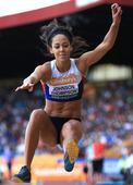 Katarina Johnson-Thompson books Rio 2016 Olympics spot after sixth place finish in Gotzis