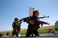 Merkel says should consider protected zones for Yazidis in northern Iraq